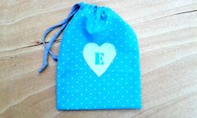 bolsa de tela personalizada