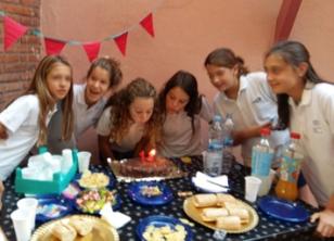fiesta AV pastel