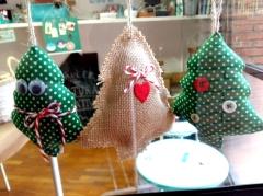arbol navidad menta craft