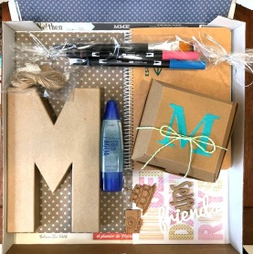 kit regalo manualidades